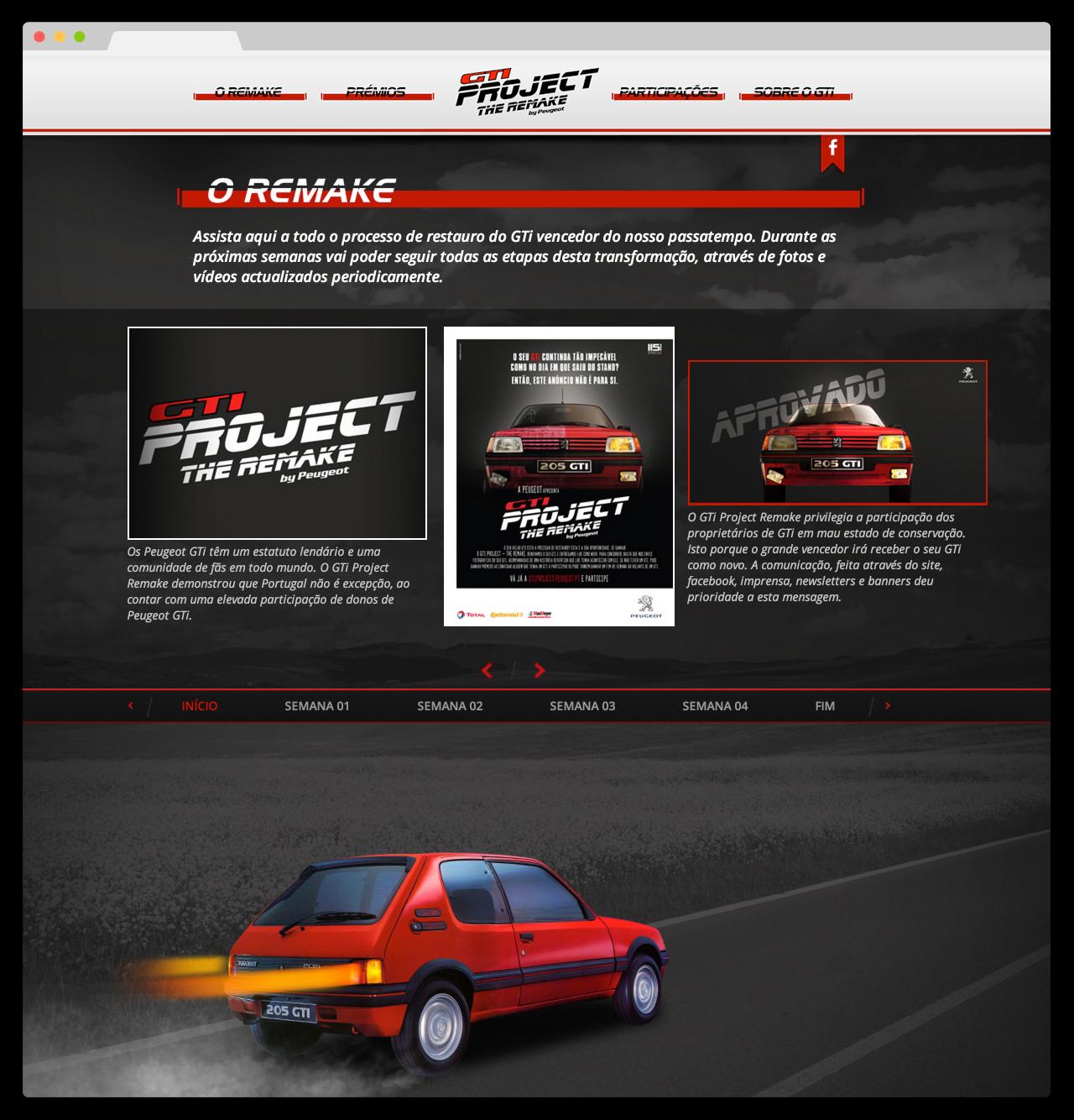 Pedro Gaspar - GTi Project
