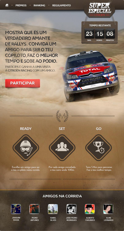 Pedro Gaspar - Super Especial Citroën
